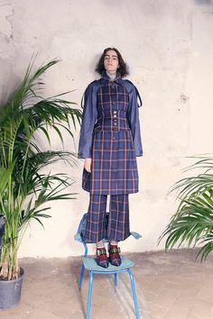 Antonio Marras Resort 2018 Fashion Show Collection