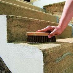 Conseils pour peindre un escalier en béton