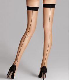 Shop our fantastic range of Wolford tights, hold ups, stockings, leggings and socks. UK Tights is Earth's Largest Hosiery Store. Wolford Stockings, Wolford Tights, Stockings Heels, Stockings And Suspenders, Nylon Stockings, Stockings Outfit, Black Stockings, Over Knee Socks, Thigh High Socks