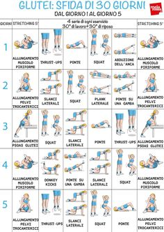 Workout plans, essential home exercises routine to make it easy. Dissect the effective workout plans healthy pin-image number 2177558605 here. Fitness Workouts, Butt Workout, Fun Workouts, Yoga Fitness, At Home Workouts, Fitness Motivation, Male Fitness, Free Workout, Fitness Logo