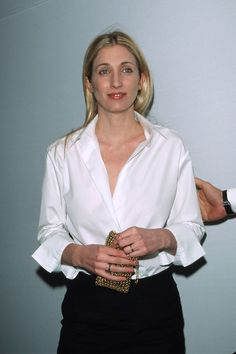 Looking for Gone Girl's Amazing Amy in Carolyn Bessette-Kennedy
