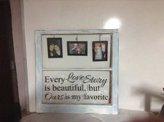 2 pane decorative old barn window. Every Love by SudsScentsandMore, $79.95