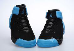 Jordan Melo 1.5 Retro Black/University Blue