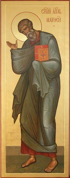 Religious Images, Religious Icons, Religious Art, Byzantine Icons, Byzantine Art, Paint Icon, Saint Matthew, Train Up A Child, Best Icons
