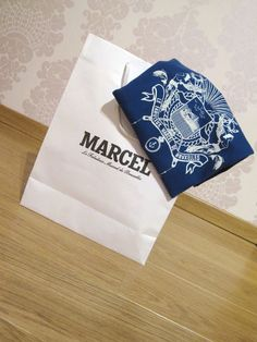 """I bought this @ the pop-up store """"Le Fabuleux Marcel"""" in Antwerp"""