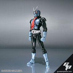 S.H.Figuarts Kamen Rider Ichigo from Kamen Rider Movie:The First