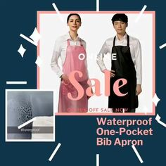 Polyurethane Apron for multi-purposes! easy to use with adjustable buckle. Fits all sizes! and its on OFF sale! Bib Apron, Apron Dress, Off Sale, Your Smile, First World, Fashion Photography, Face, Pinafore Apron, The Face