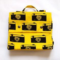 Cute camera bag!