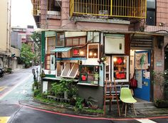 Taipei - Loafer Cafe. 台北