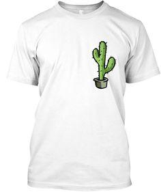 Cactus T-shirt Cactus, Stylish, Mens Tops, T Shirt, Shopping, Fashion, Women, Supreme T Shirt, Moda