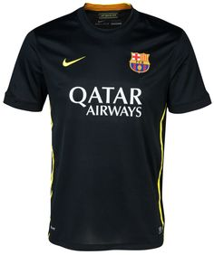FC Barcelona 2013/14 Nike Third Kit