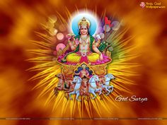Lord Surya Dev Wallpapers, pictures & images Download