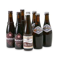 伝説のトラピストビール3種セット(8本) 5559yen 全世界7ヶ所でしか製造されない伝説のビール