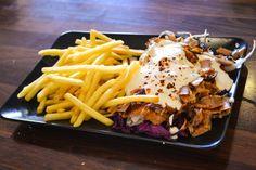 Döner Kebab, really yummy :)
