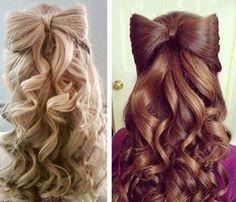 Прически на средние волосы фото для девочек 12 лет