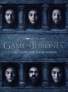 Game of Thrones - Season 6 [DVD] [2016]: Amazon.co.uk: Peter Dinklage, Kit Harington, Emilia Clarke: DVD & Blu-ray