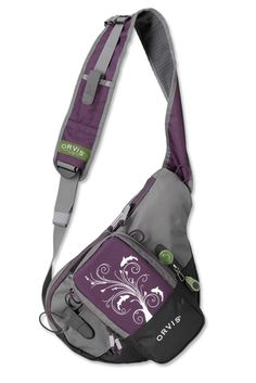 Just found this Womens Fishing Sling Pack - Womens Sling Pack -- Orvis on Orvis.com!