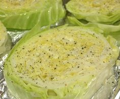 How to Make Green Cabbage Steaks - Snapguide Recipe
