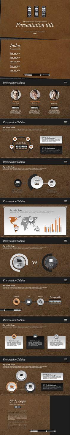 Presentation Design. Keynote, Powerpoint