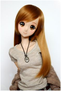 Mirai Suenaga, by Danny Choo, dressed up in Smart Doll apparel from head to toe.