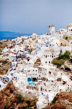 Hope Engaged: Santorini, Greece