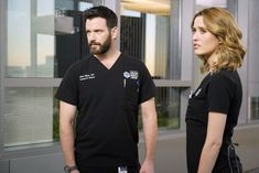 Chicago Med is losing two stars, as Norma Kuhling and Colin Donnell will be exiting the series and not returning for Chicago Med season Colin Donnell, Chicago Med, Chicago Fire, Grey's Anatomy, Best Tv Shows, Favorite Tv Shows, Med Doctor, Nick Gehlfuss, Oliver Platt