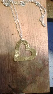 Today I went to the workshop with absolutely no plan on what I wanted to do. I just started sketching simple little shapes and decided on a . Sketching, Arrow Necklace, Workshop, Brass, Necklaces, Jewellery, Pendant, Heart, Blog