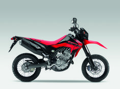 Honda CRF250M Supermoto  Except I want it in the 450 size
