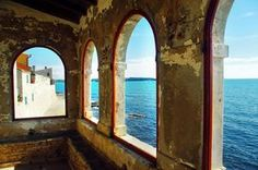 Istria, Croatia Novigrad is the only coastal town in Istria still featuring a Venetian loggia.
