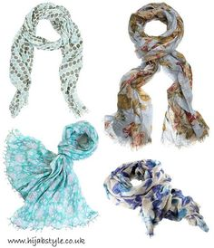 the UK's first style guide for Muslim women Hijab Fashion, Fashion Shoes, Fashion Accessories, Feminine Fashion, Feminine Style, Cute Scarfs, Muslim Women, Shades Of Blue, Style Guides