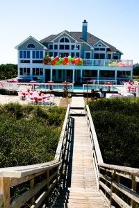 Site For Beach House Weddings In OBX
