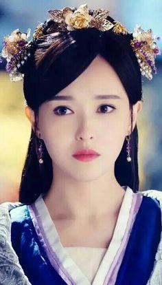Hanfu from The Princess Weiyoung 《锦绣未央》 - Tang Yan, Luo Jin, Vanness Wu, Rachel Momo