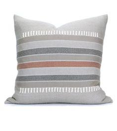 Riad pillow in stone...