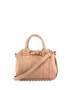 ALEXANDER WANG Alexander Wang. #alexanderwang #bags #shoulder bags #hand bags #leather #satchel #tote #