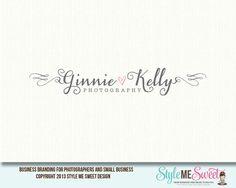 Ginnie Kelly Premade Logo Design