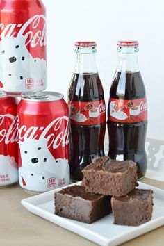 A simple recipe for Coca-Cola Fudge!