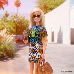 Boneca Barbie compartilha looks do dia no Instagram; inspire-se em suas produções | Estilo