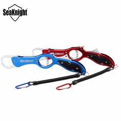 Sale 24% (29.69$) - SeaKnight Fishing Grip SK009 Fishing Gripper 185.8g Stainless Steel Quality Fishing Tool