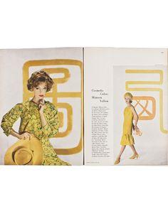 Diana Vreeland's Bazaar Photographs - Bazaar Covers by Diana Vreeland ...