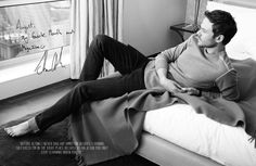 Shawn Ashmore for August Man Malaysia July 2013 Issue