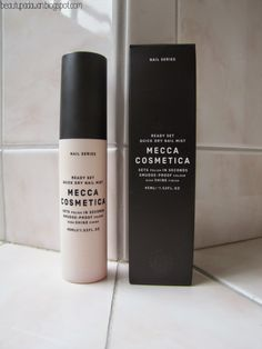 Diary of a Beauty Padawan: Blogmas Day 9 | Product Review: Mecca Cosmetica Re...