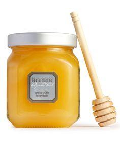 Creme Brulee Honey Bath  by Laura Mercier at Bergdorf Goodman.