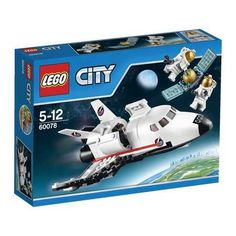 $28 LEGO City Utility Shuttle - 60078