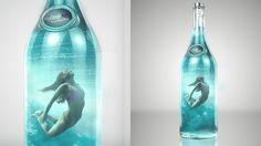 Create Lilliput Underwater Effect in Photoshop