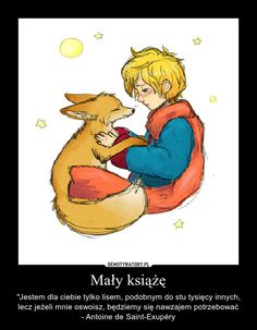 """"""" So the little prince tamed the fox. by """" …And when the hour of his departure drew near– """"Ah,"""" said the fox, """"I shall cry."""" """"It is your own fault,"""" said the little prince. Little Prince Tattoo, Little Prince Fox, Prince Tattoos, Mandala Doodle, Illustration, Fan Art, Cool Art, Art Drawings, Sketches"""