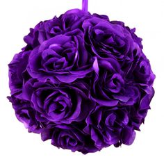 8.5 Full Rose Ball Pomanders [GV 8 Full Rose Ball Pomander] : Wholesale Wedding Supplies, Discount Wedding Favors, Party Favors, and Bulk Event Supplies