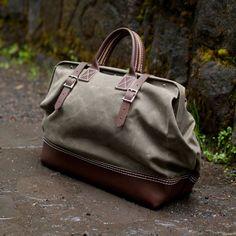wood and faulk bag