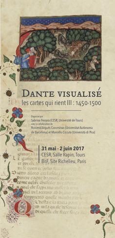 Europa Medievale: Dante visualisé. Les cartes qui rient III: 1450-1500