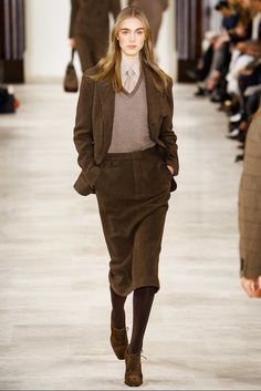 Ralph Lauren Fall 2016 Ready-to-Wear Collection Photos - Vogue