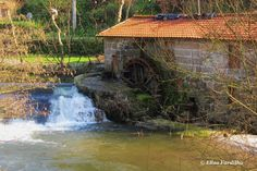 "Famous in times past the ""watermills Arc"" in Vila Fria (Felgueiras) were highly sought. This kind of mills are the oldest structures of harnessing kinetic energy of the water of rivers and streams."